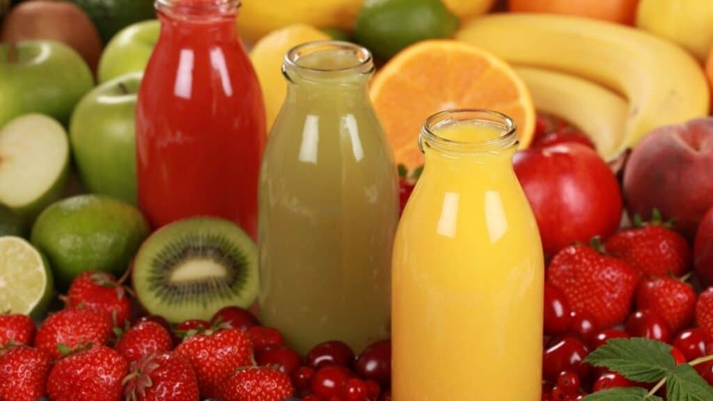 Is it good to drink fruit juice everyday
