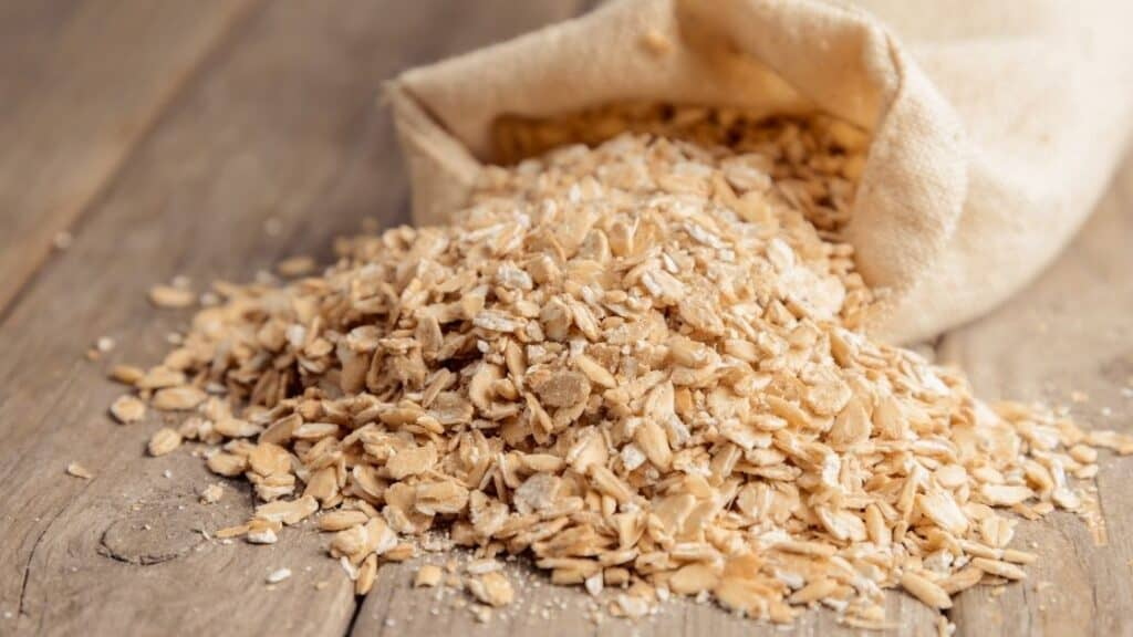 Is oatmeal a legume