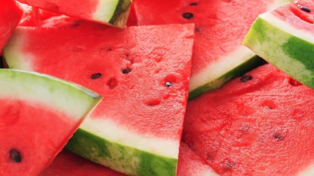 Is watermelon a vegetable or a berry