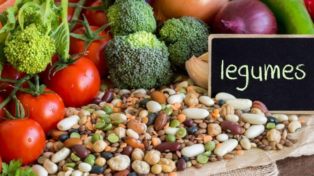 What Is The Difference Between A Legume And A Vegetable