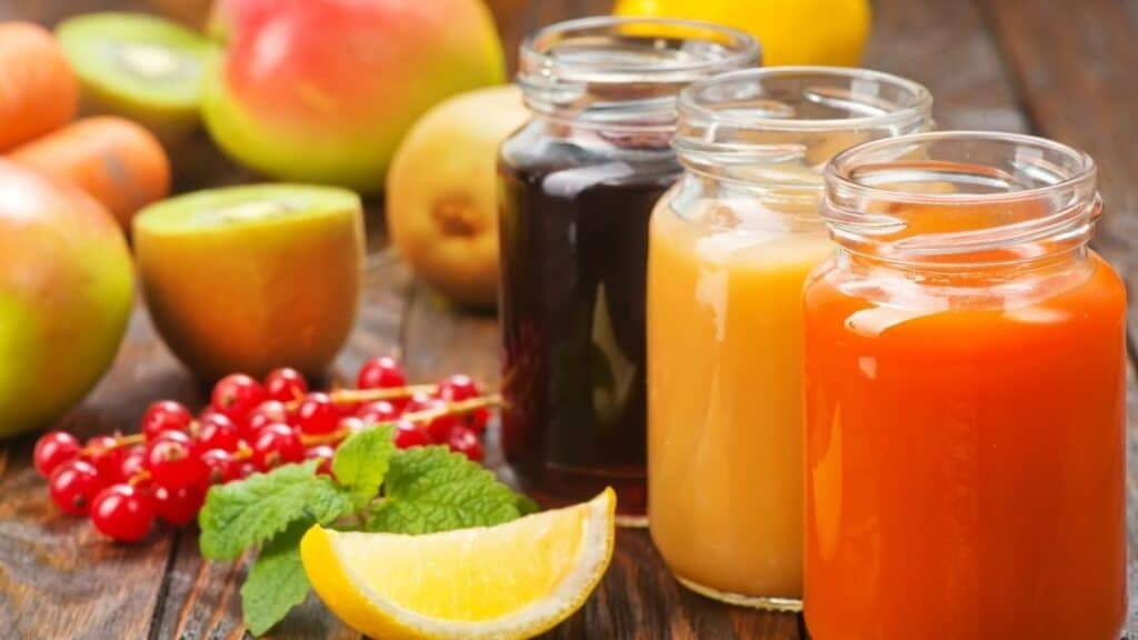 What is the best time to drink fruit juice