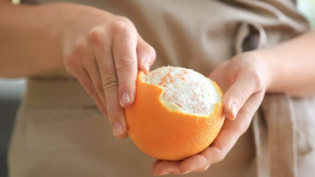 When Should You Not Eat an Orange