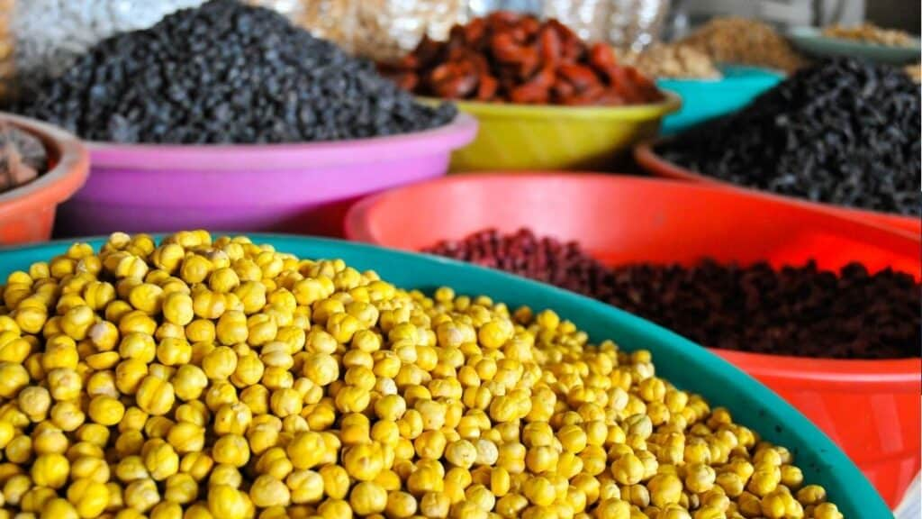 Which Country Consumes Most Beans