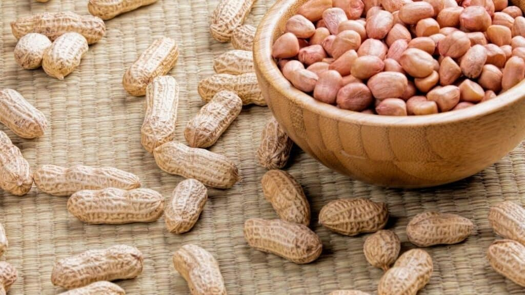 Which nuts are actually legumes