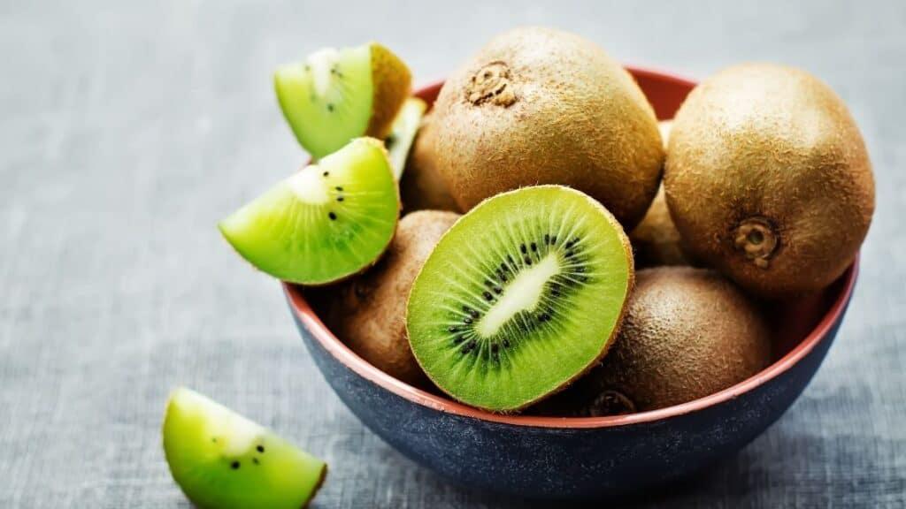 Why Is Kiwi Fruit Green