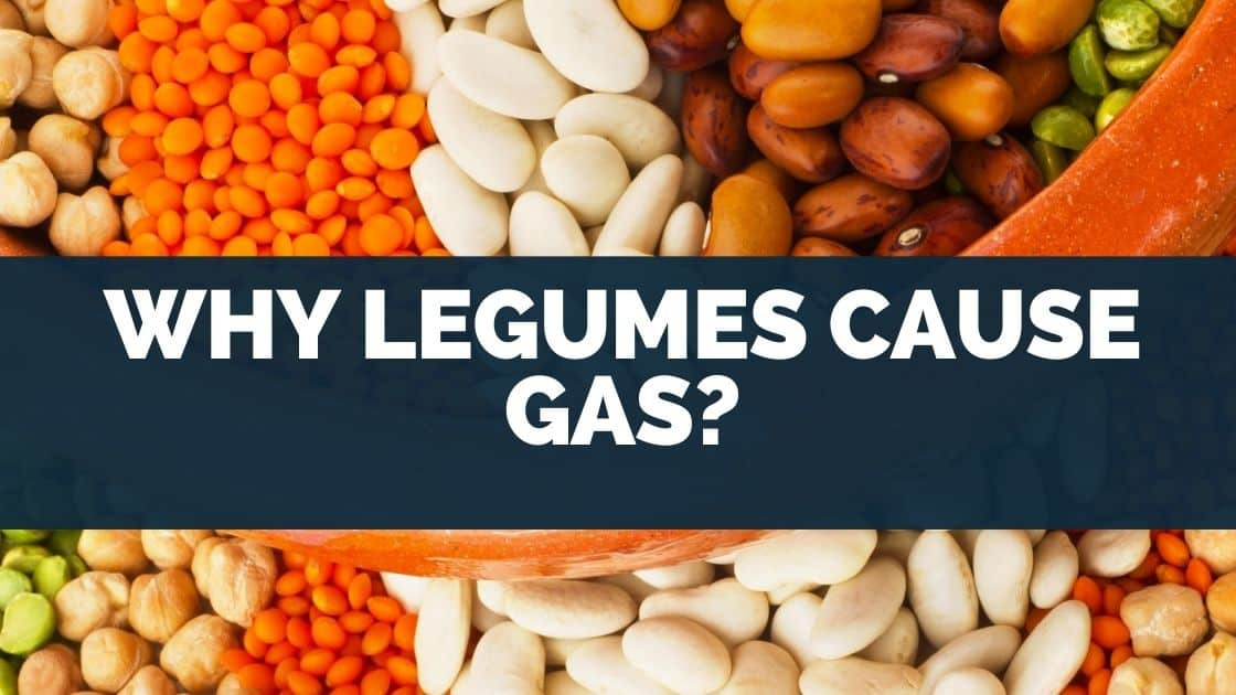 Why legumes cause gas