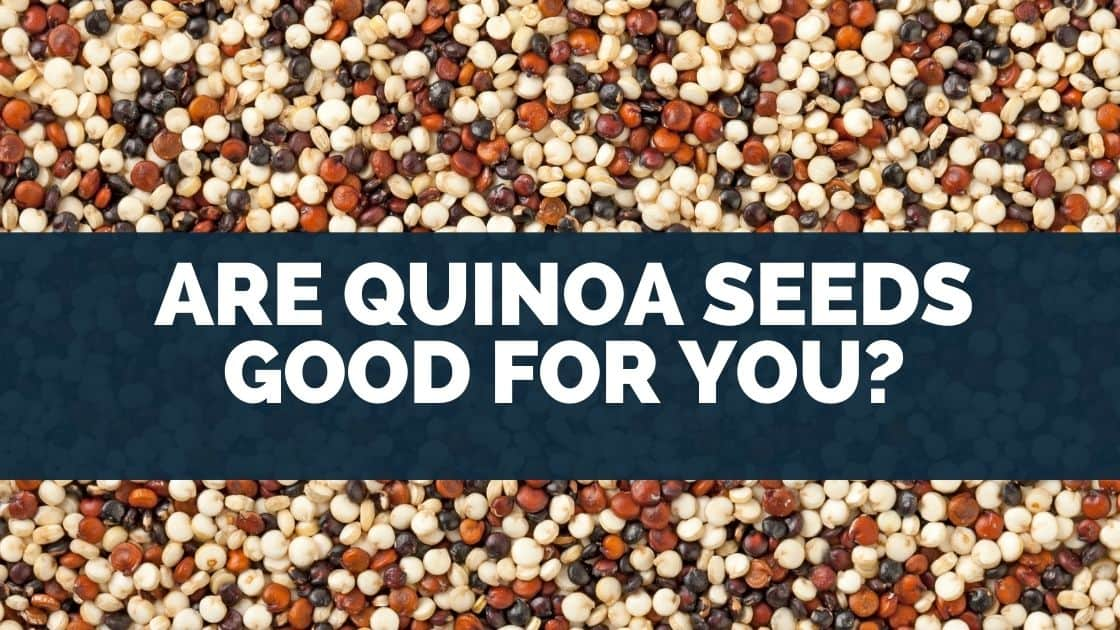 Are quinoa seeds good for you