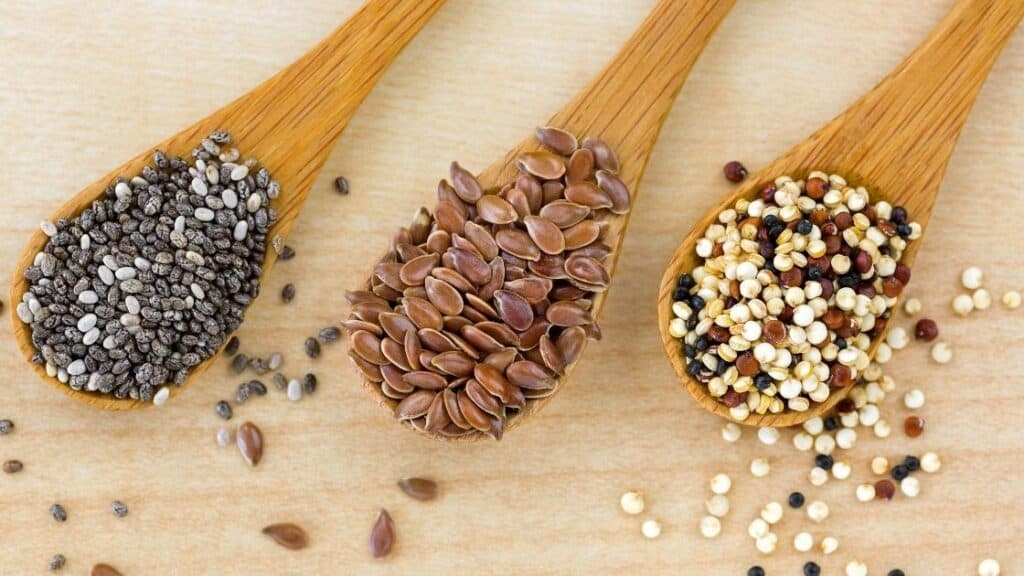 Are seeds good for IBS