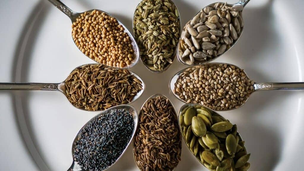 Are seeds high in histamine