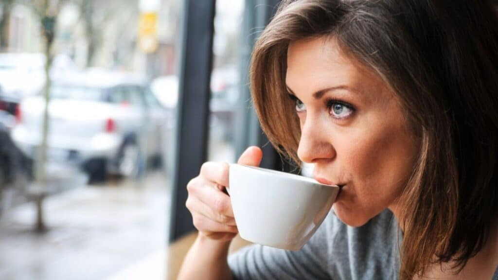 Can you drink coffee with a nut allergy
