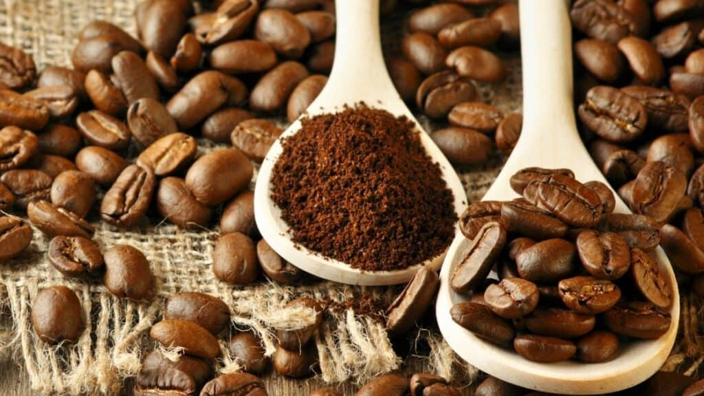 Does nut-flavored coffee have nuts