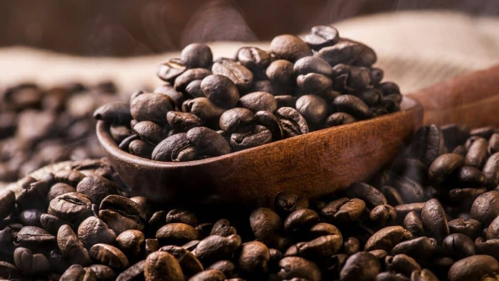 What is a coffee bean considered