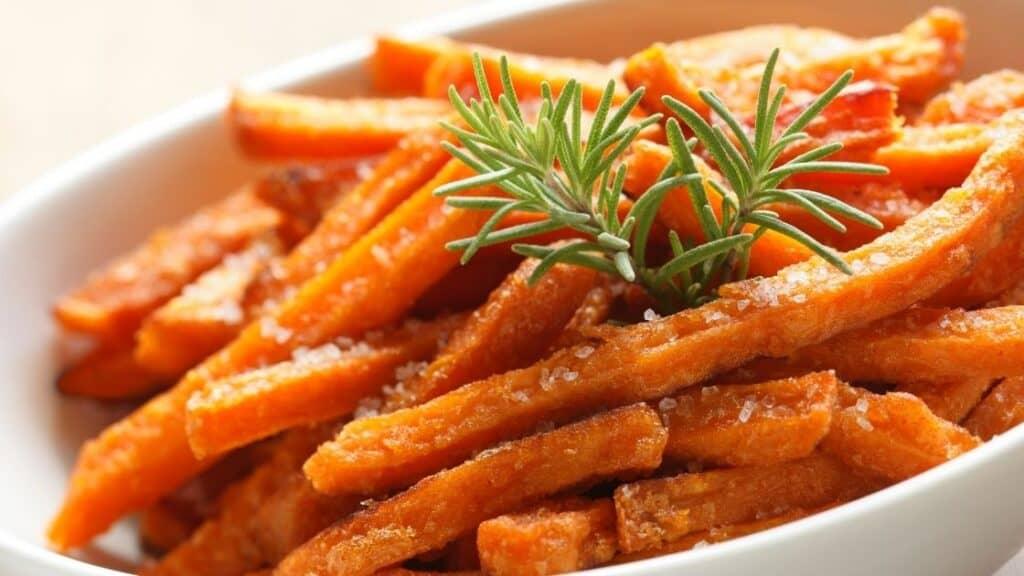 Are Restaurant Sweet Potato Fries Gluten-Free