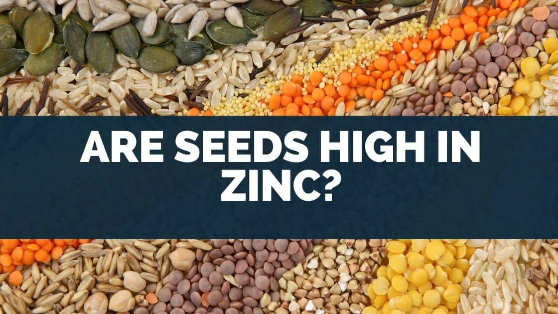 Are Seeds High In Zinc