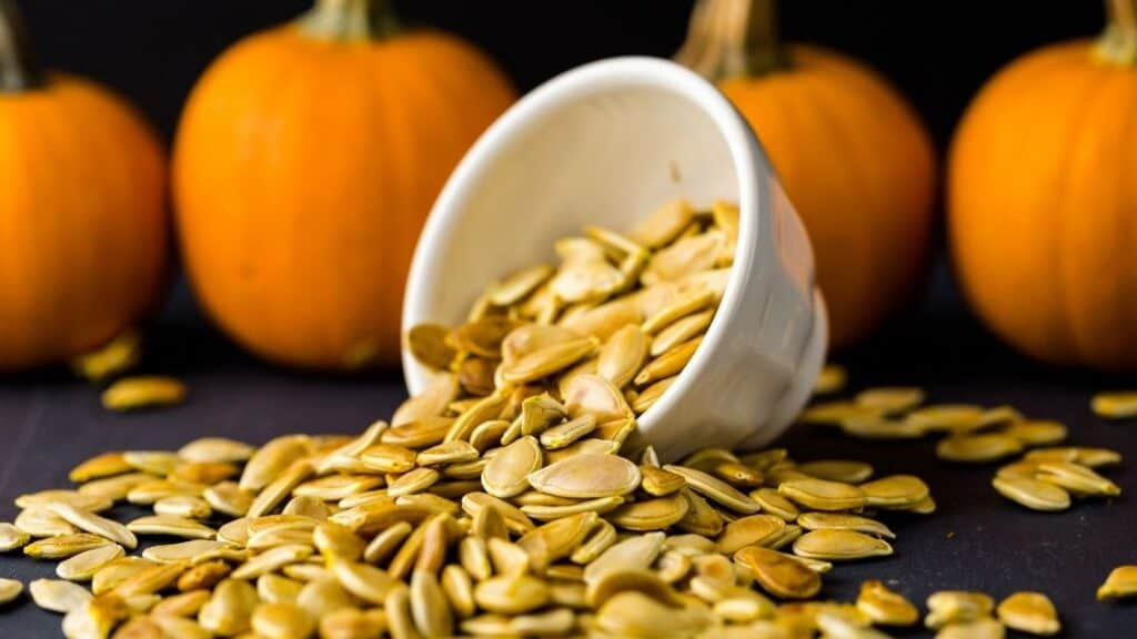 Are the Pumpkin Seeds Good for You