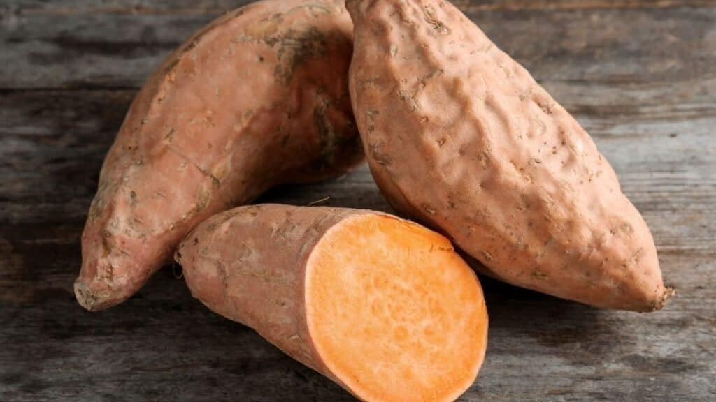 Can Old Sweet Potatoes Make You Sick