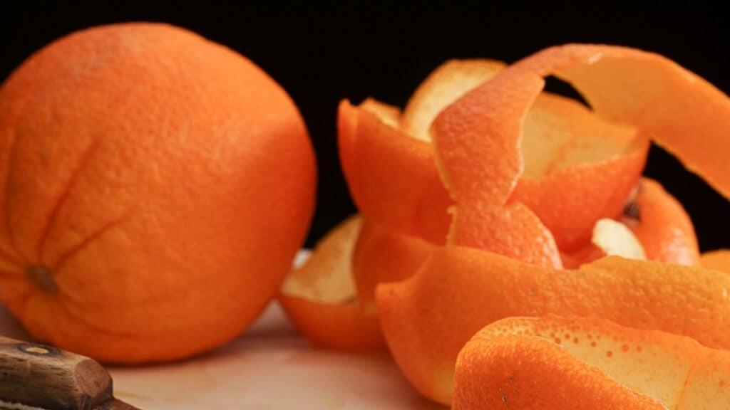 Can You Eat Orange Peels