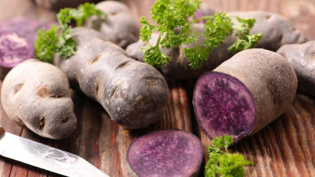 Do purple potatoes make you gain weight