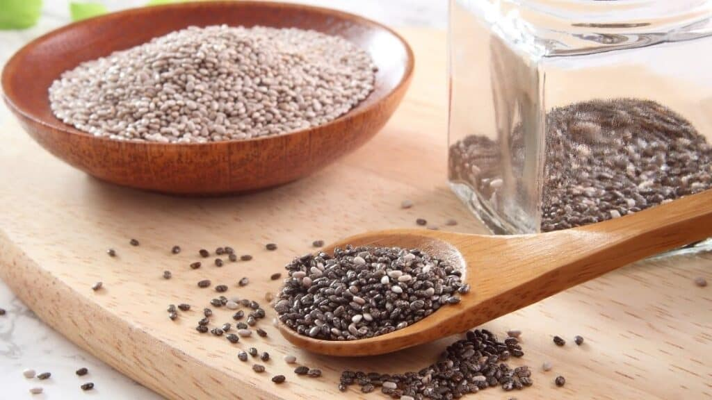 Does Chia Seeds Contain Zinc