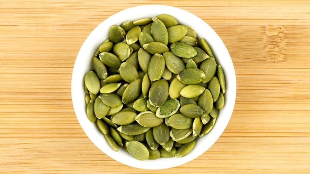 Does Pumpkin Seeds Have Iron