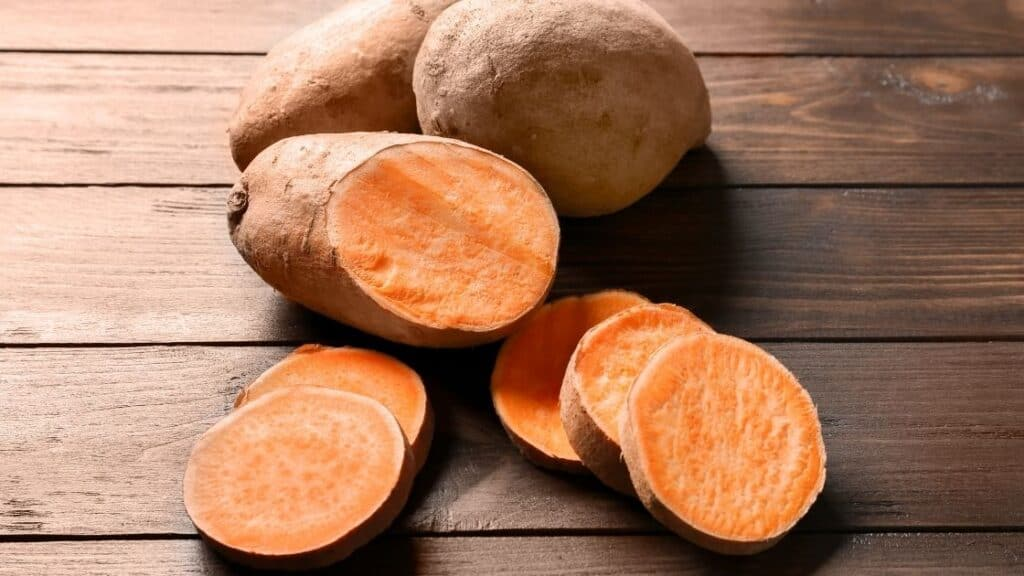 Does Sweet Potato Make Your Poop Orange