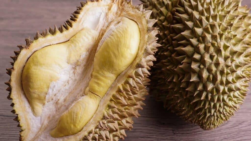 Durian Calories Per Seed