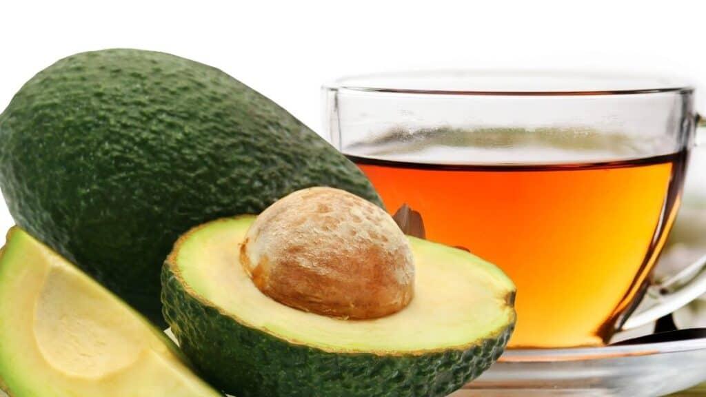 How Do You Use Avocado Seed Tea
