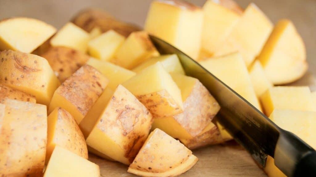 How Long Before Cut Potatoes Turn Brown