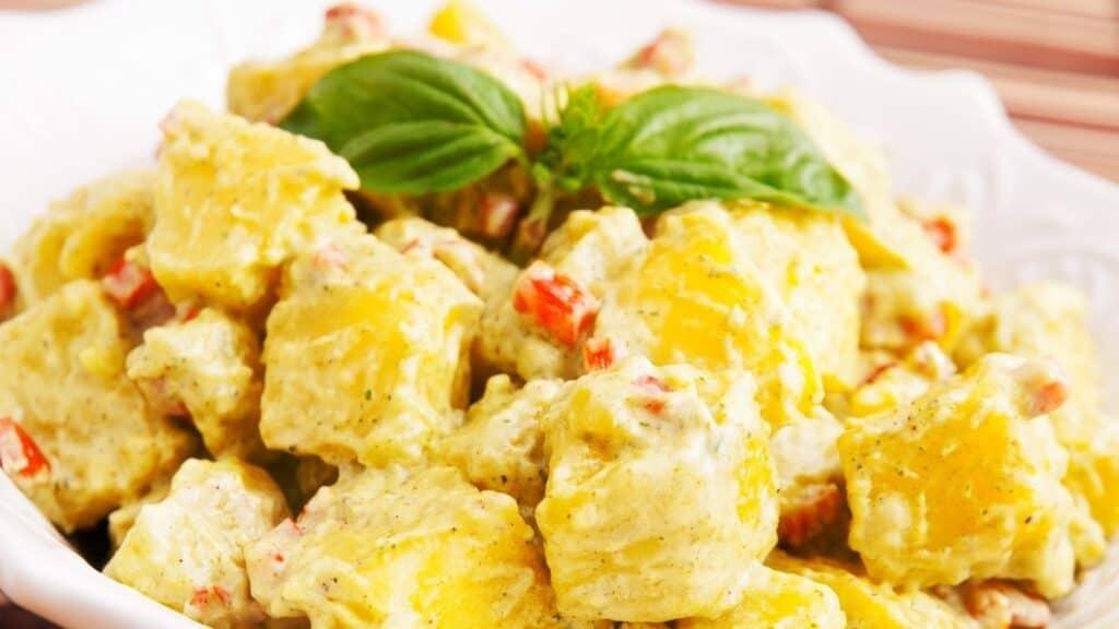 Potato Salad Tastes Fizzy