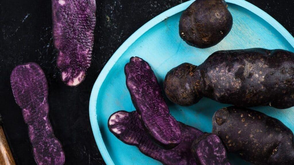 Purple Potatoes Nutrition Facts