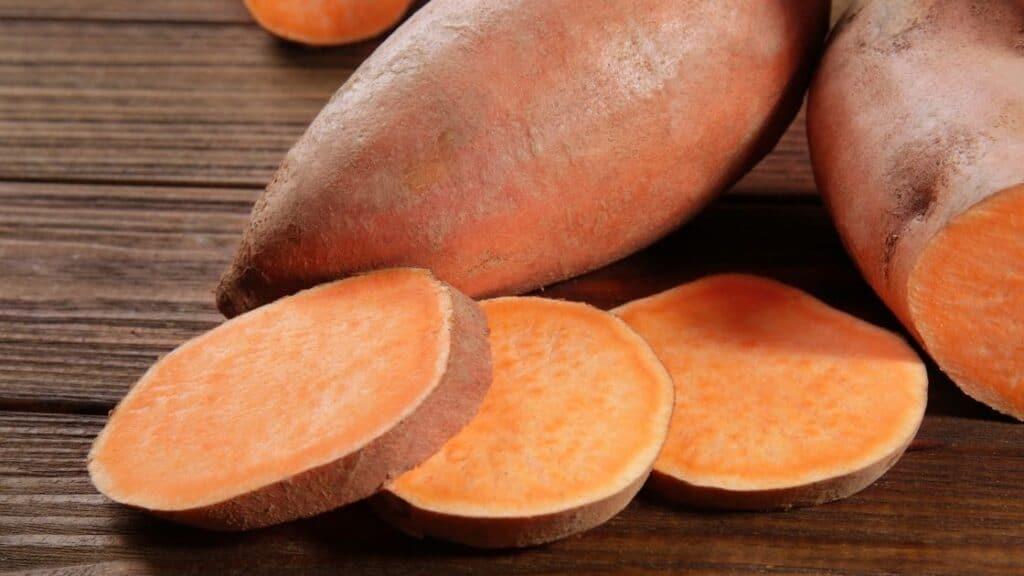 Raw Sweet Potato Juice Benefits