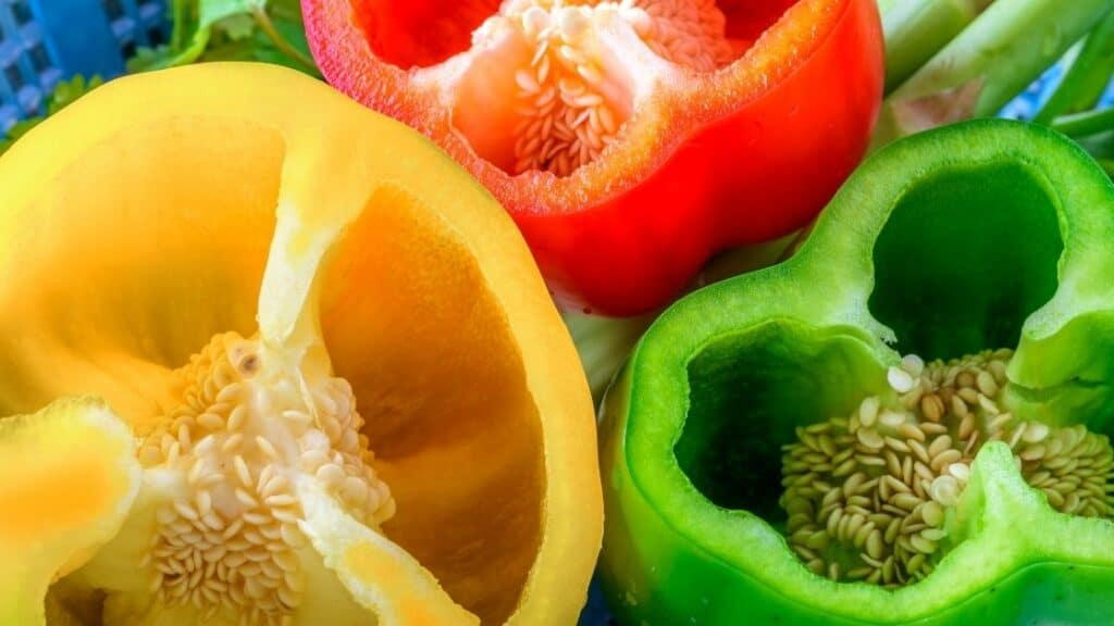 What Are The Health Benefits Of Bell Pepper Seeds