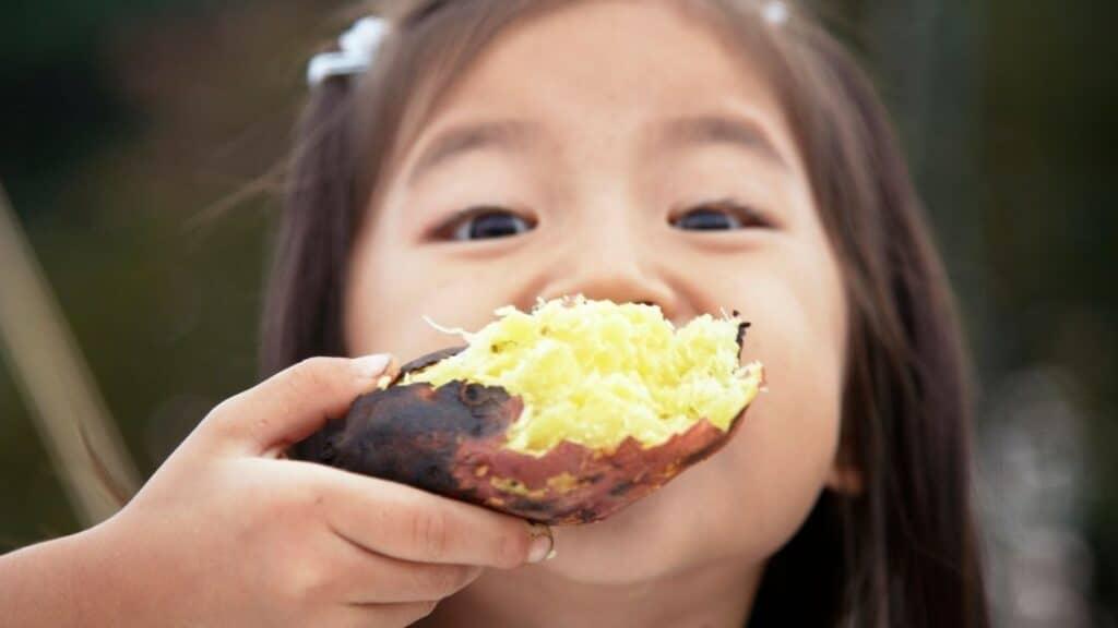 What Happens If You Eat Bad Sweet Potato
