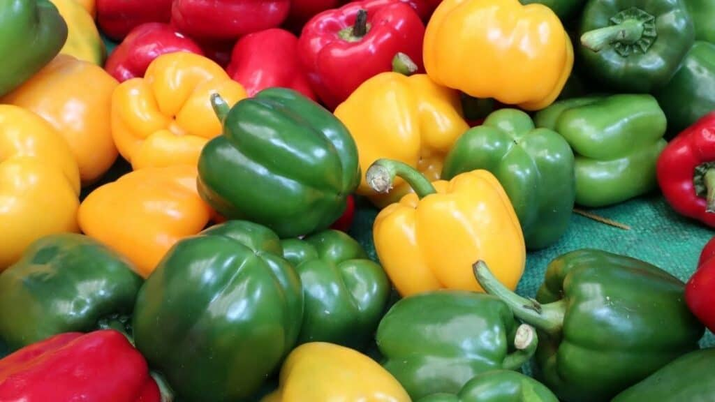 What Is The Nutritional Value Of Bell Pepper Seeds