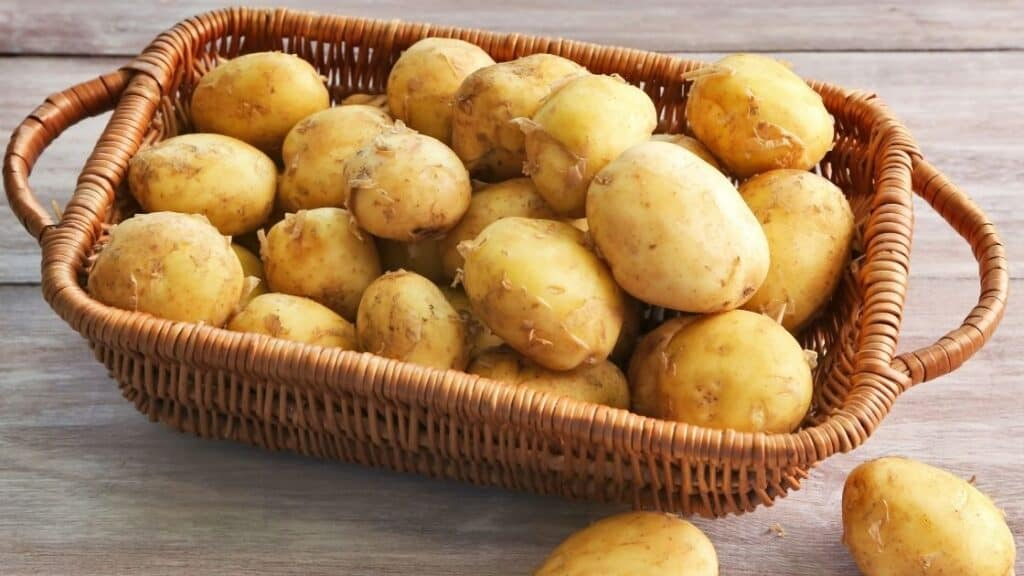 What to Do with Old Soft Potatoes