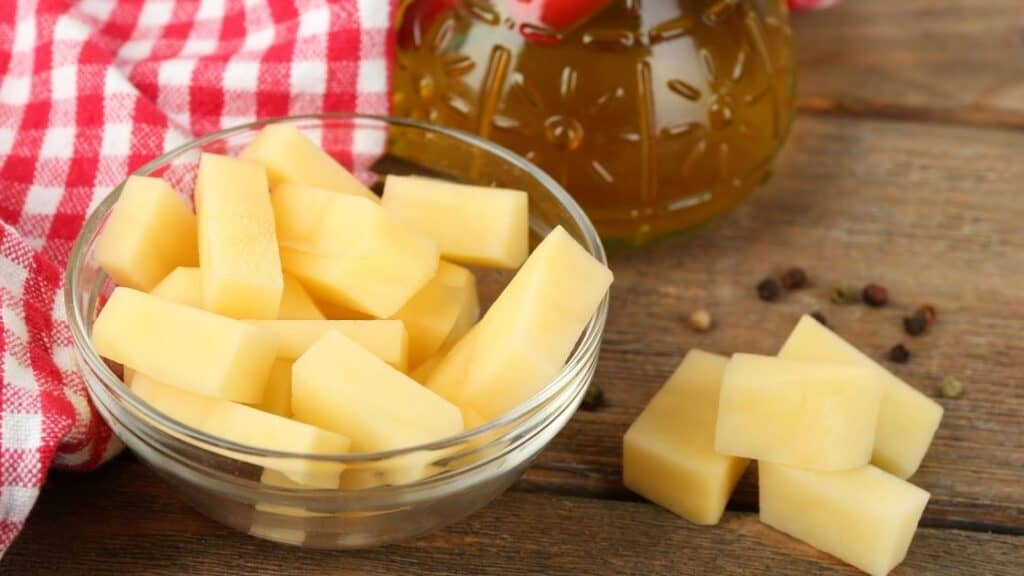 Will Olive Oil Keep Potatoes from Turning Brown
