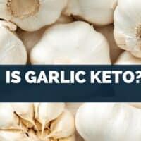 Is garlic keto