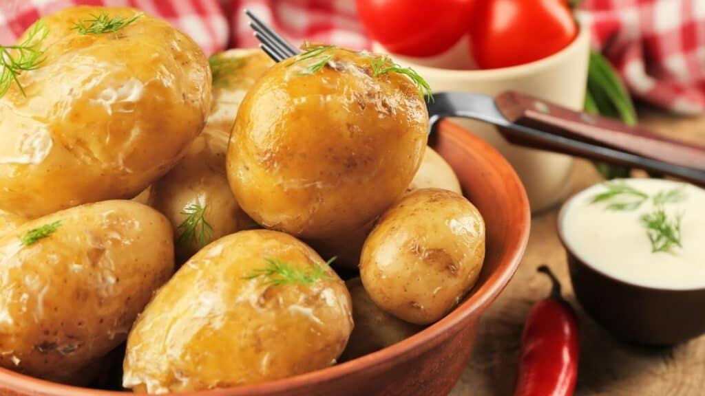 What Happens if You Eat Undercooked Potatoes