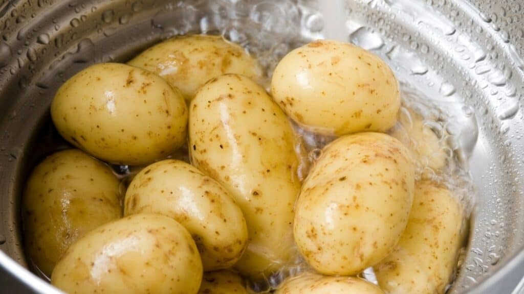 What Happens if You Leave Potatoes in Water Too Long